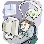 Logotip del grup perills i riscos a Internet