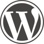 Logotip del grup Pàgines web en WordPress
