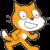 Logotip del grup Scratch i Code.org